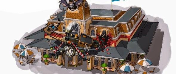 Jeux vidéo : RollerCoaster Tycoon World fait le plein d'images !
