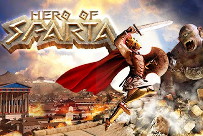 makeorbrick: Hero Of Sparta HD for Galaxy Y