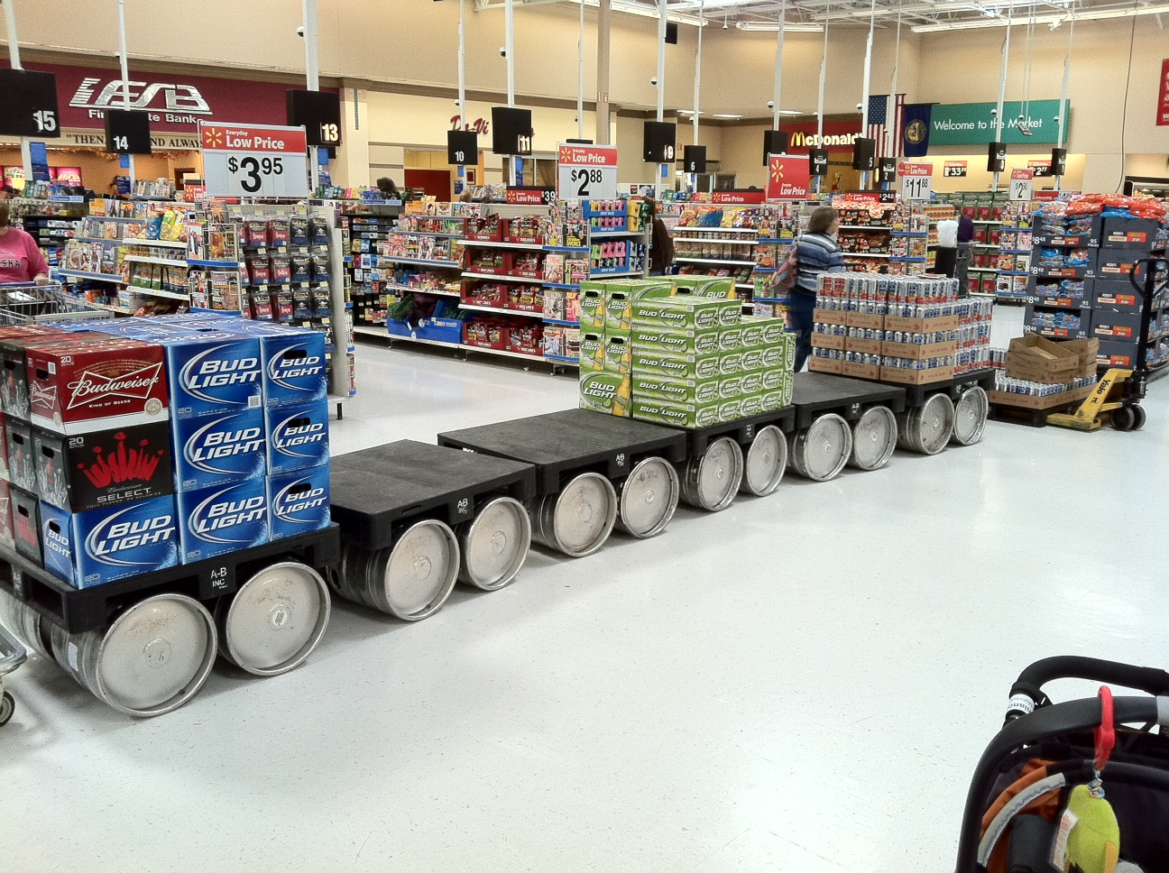 Walmart-Keg-Train-Beer-Marketing