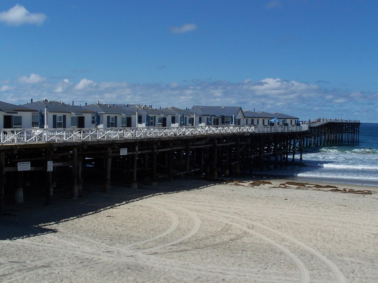 San Diego Crystal Pier Tours By Josh Whitehead