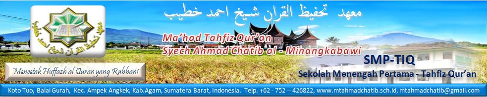 Ma'had Tahfizh Qur'an