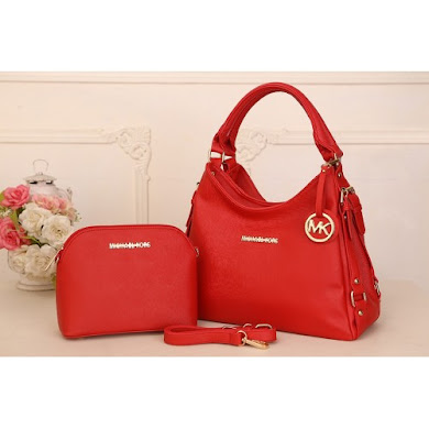 AAA WITH MICHAEL KORS LOGO (RED)