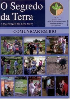 Revista Segredo da Terra n 35 - Comunicar em Bio