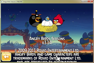 Angry Birds Seasons 3.3.0 (2013) Full Version