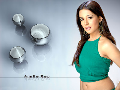 Amrita Rao Wallpapers 8 and Amrita Rao Movies Wallpapers