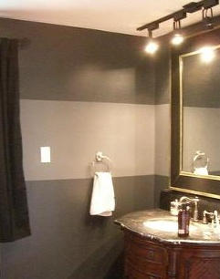paula grace designs the many faces of painted wall stripes. Black Bedroom Furniture Sets. Home Design Ideas