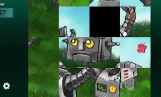 Joc de Puzzle [robot]