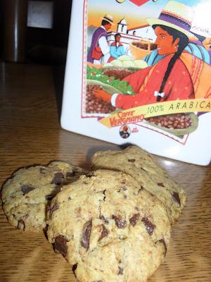 dolci tentazioni: cookies al cioccolato e burro d'arachidi