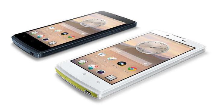 Gambar Smartphone Oppo Find Neo 3