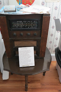 Old RCA Battery operated Radio