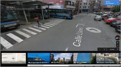 Primera toma de contacto con el nuevo Google Maps
