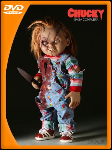 (SAGA) Chucky el Muñeco Diabólico DVDRip Latino