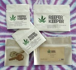 Keep Your MMJ Fresh and Private w/ Reefer Keeper