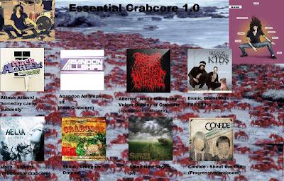 Essential Crabcore