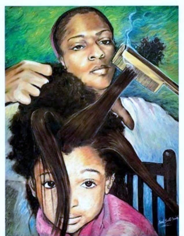 Black Woman America