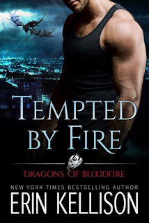 Tempted by Fire by Erin Kellison