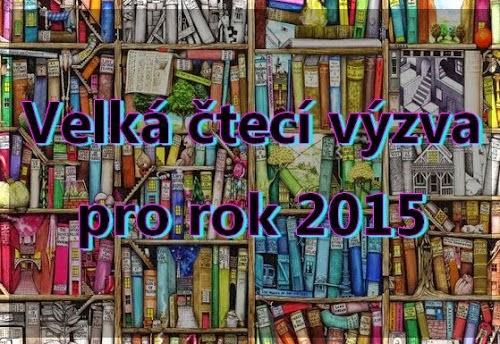 Čtecí výzva 2015