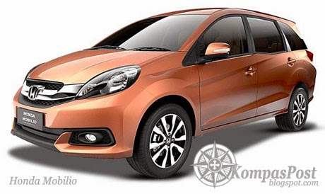 Gambar Honda Mobilio