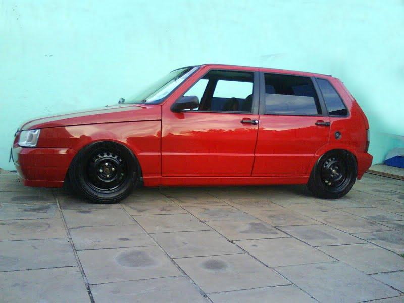 Fiat uno rebaixado only cars carros rebaixadostuningdub uno vermelho rebaixado fiat uno rebaixado thecheapjerseys Gallery