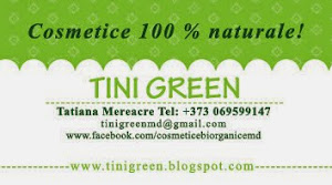 TINI GREEN CARD