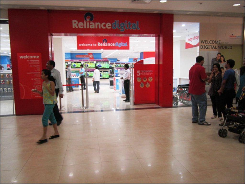 Online shopping reliance digital