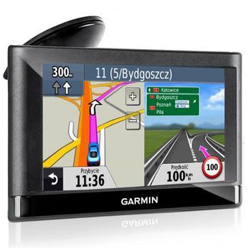 Garmin GPS Nuvi 42LM - Hitam