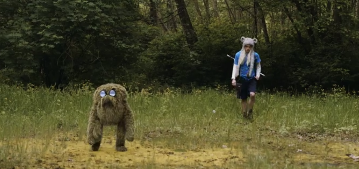 adventure time live action movie trailer