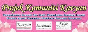 Projek Komuniti Kavyan