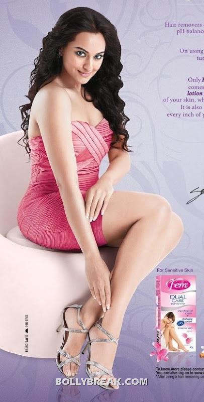Sonakshi Sinha Sexy White Legs - (2) - Sonakshi Sinha Thighs , Legs Pics
