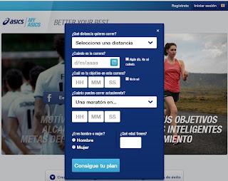 My Asics...Runneraficionado.blogspot.com.ar
