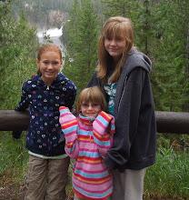 Yellowstone Trip July 2012