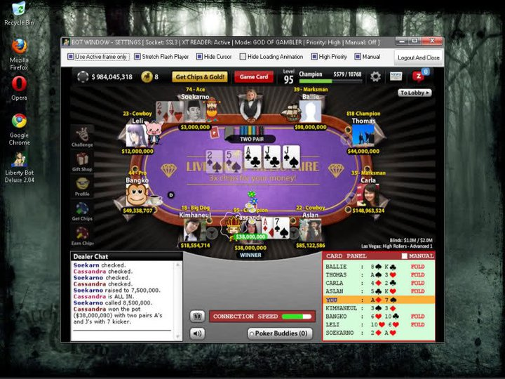 Download cheat engine poker deluxe