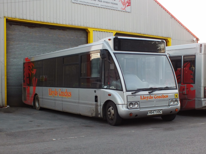 Aberystwyth to blaenau ffestiniog transport illustrated for Garage mini pau