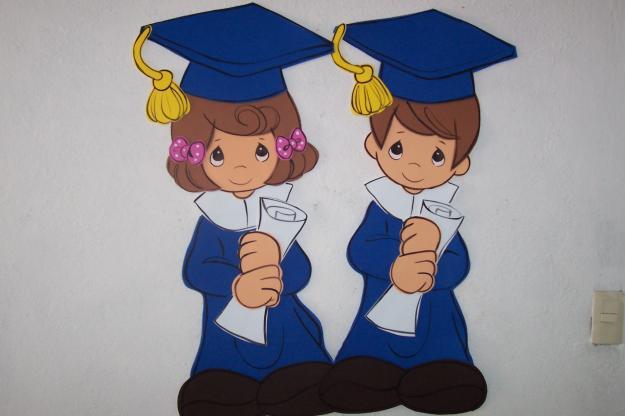 Fotos de graduaciones de preescolar