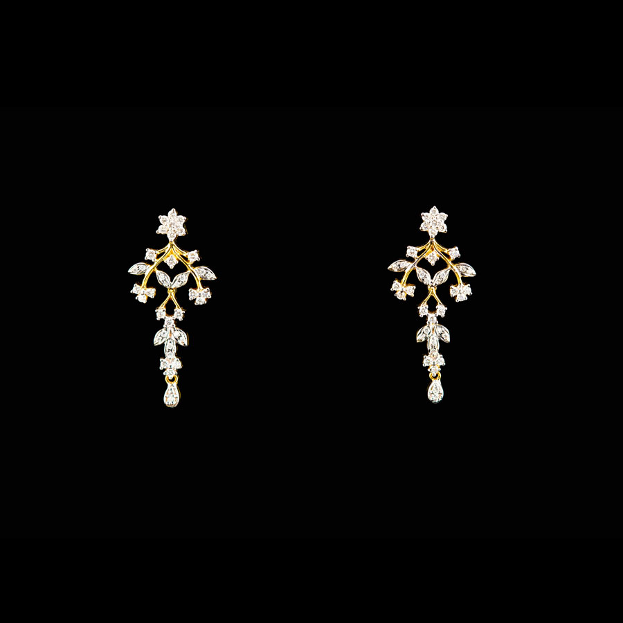 Diamond Earring Sills