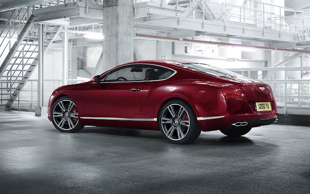 Bentley Contitental GT V8