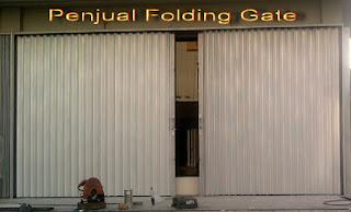 Harga Folding Gate Depok