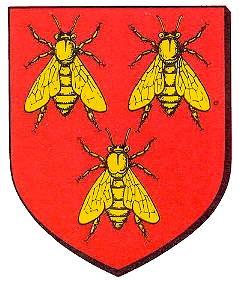 Trois abeilles d'or  Givors69