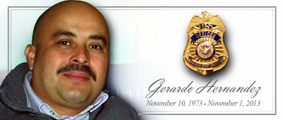 Photo of TSO Hernandez. 11/10/1973 - 11/01/2013