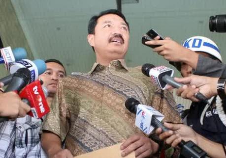 Calon Kapolri Budi Gunawan Dijadikan Tersangka Oleh KPK