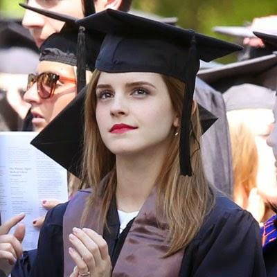 Wah! Emma Watson Jadi Anggota PBB
