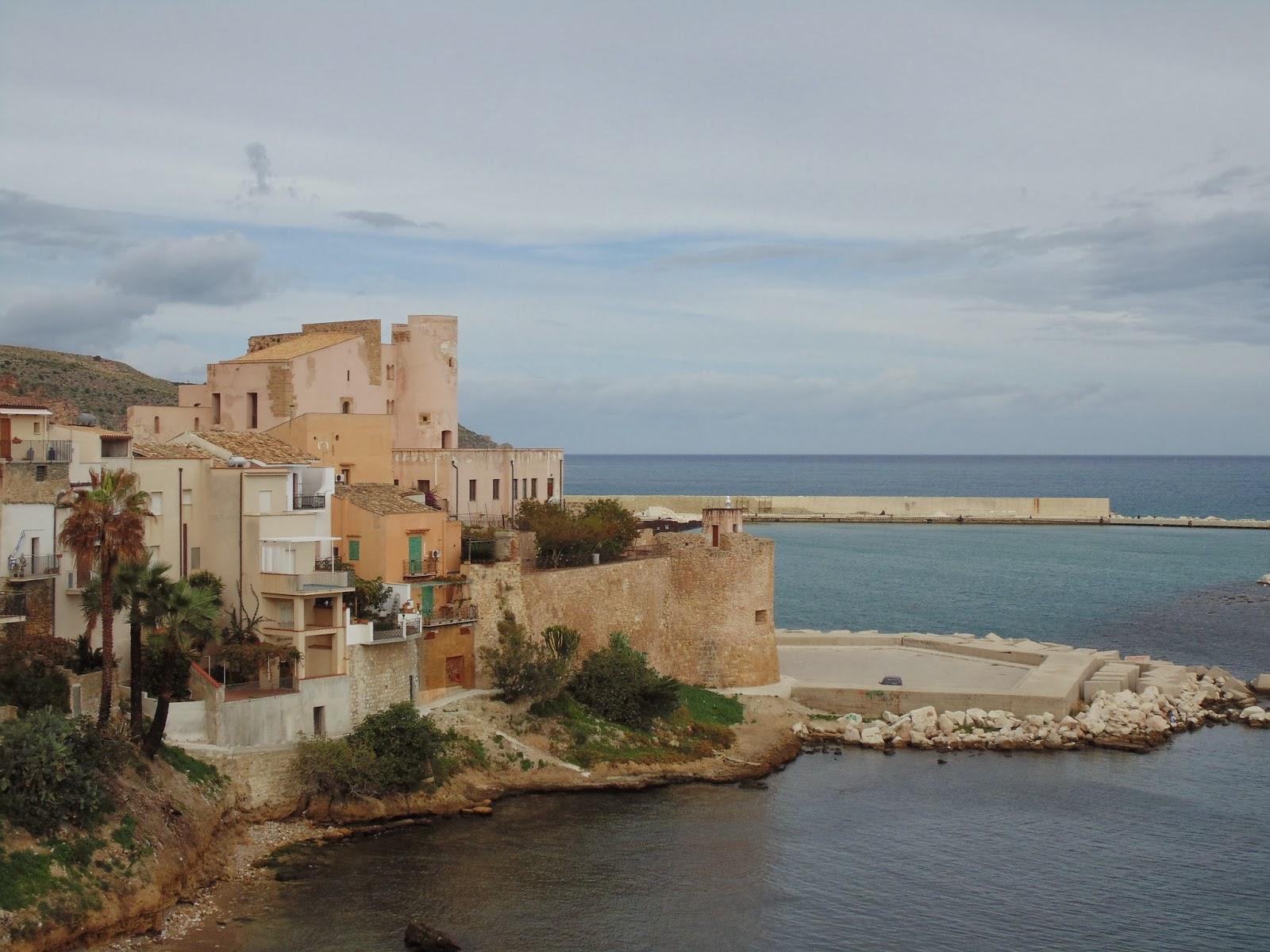Castellammare del golfo sicily italy stock photo image 48782909 - Castellammare Del Golfo Italy City Pictures Trip To Castellammare Del Golfo Italy Sicily