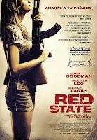 Cartel de la película 'Red State'