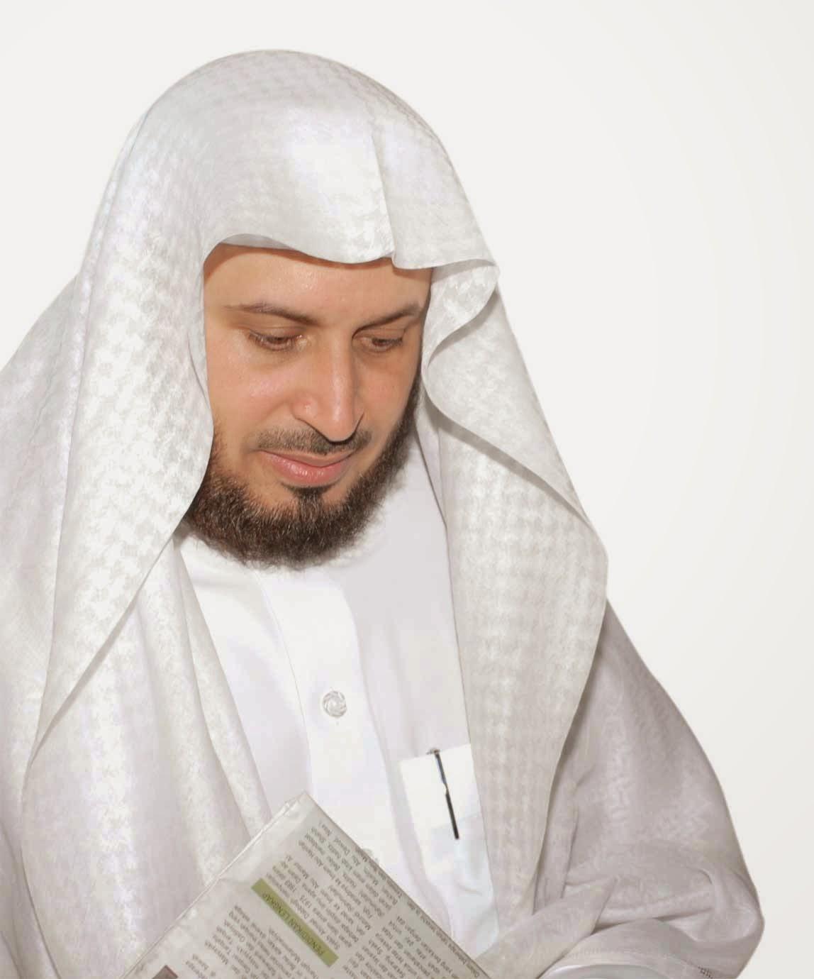 murottal 30 juz saad al-ghomidi