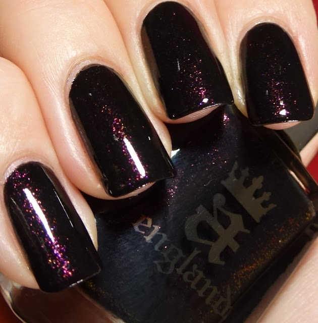 Jane Eyre, a-england Gothic Beauties, Swatch