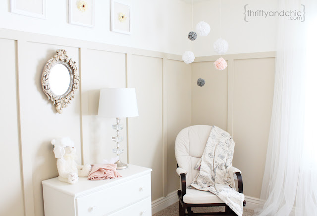 diy nursery