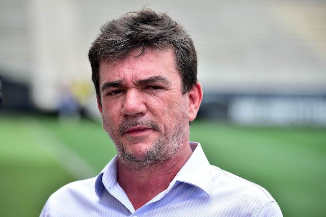 """Andrés vê como """"péssima"""" segunda destituição de cargo seguida na CBF (Foto: Fernando Dantas/Gazeta Press)"""