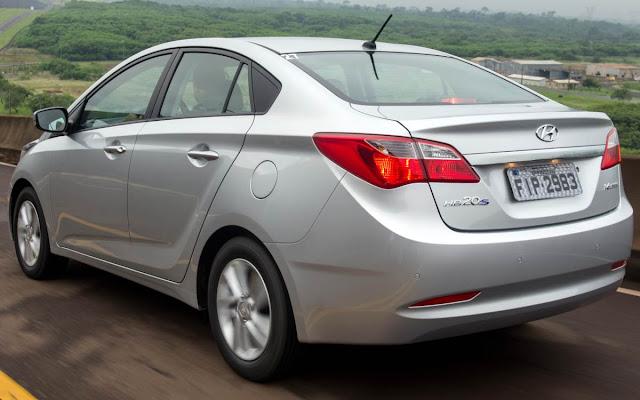 Hyundai HB20S Sedã 1.6 Premium