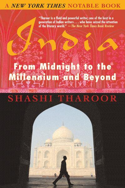 Book cover for India:From Midnight To The Millennium And Beyond