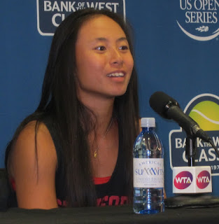 Rankings mover of the week: Carol Zhao